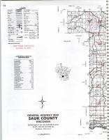 Map Image 030, Sauk County 1983